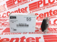 PARKER FLUID CONNECTORS 6A-PR4-VT-SS