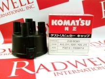 KOMATSU FORKLIFT 37Z-02-DC901
