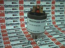 WHITMAN CONTROLS P117V-3H-K12TS