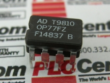 ANALOG DEVICES OP77FZ