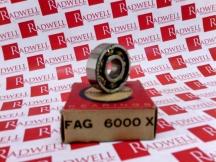 FAG BEARING 6000