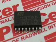 ST MICRO L4978D