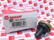 NAPA BALKAMP BRAKE DRUMS 701-1577