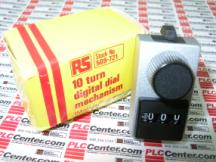 RS COMPONENTS 509-721