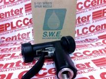 SWE INC S-151-SS-B