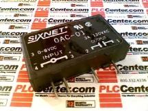 SIXTRAK OAC-01