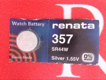 RENATA BATTERIES SR44W