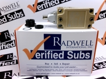 RADWELL VERIFIED SUBSTITUTE 2LS1SUB
