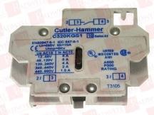 CUTLER HAMMER C320-KGS1