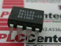 MAXIM INTEGRATED PRODUCTS DS1669-10