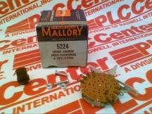 MALLORY SONALERT 5224
