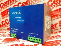 MICRON INDUSTRIES CORPORATION MD480-24-1