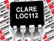 CP CLARE & CO LOC112