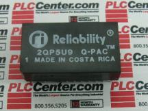 RELIABILITY INC 2QP5U9