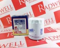 HASTINGS FILTERS LF233