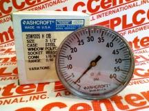 ASHCROFT 35W1005H-01B-60