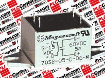MAGNECRAFT GRAYHILL 70S2-04-C-06-N