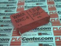 WIMA MKC4-1.5UF-250V-5