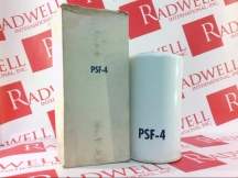 HYDRAULIC FILTER DIVISION PSF-4