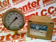 NOSHOK 25-300-1000