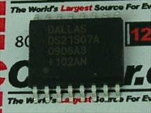 DALLAS SEMICONDUCTER DS21S07AS