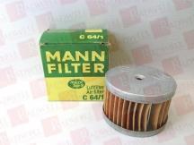 MANN FILTER C-64/1