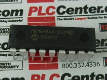 MICROCHIP TECHNOLOGY INC PIC16F84A20P