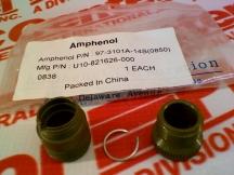 AMPHENOL DATA TELECOM 97-3101A-14S-0850