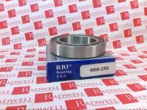 RBI BEARING 6908-2RS