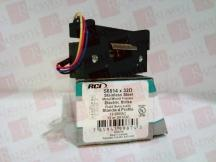 RUTHERFORD CONTROLS S6514X32D