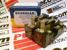 GUARDIAN ELECTRIC CO 2100-U-DPDT-120