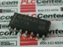 TEXAS INSTRUMENTS SEMI IC74ACT14D
