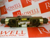 HYDRAULIC VALVE DIVISION D1VW8CNJWF-75