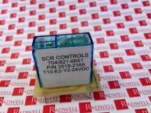 SCR CONTROLS 3519216A