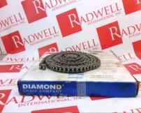 DIAMOND CHAIN 35SS-10RIV-8FT