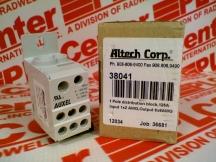 ALTECH CORP 38041
