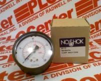 NOSHOK 25.110-160PSI/KPA-1/4