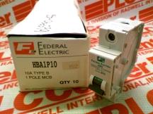 FEDERAL ELECTRIC HBA1P10