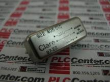 CP CLARE & CO 922A05C1C