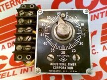 INDUSTRIAL TIMER CO SF-J471-A