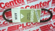 DAYCO POWER WEDGE AX26