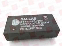 DALLAS SEMICONDUCTER DS1225AD-200