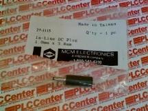 MCM ELECTRONICS 27-1115