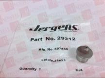 JERGENS 29212