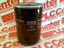 MANN FILTER W940/21