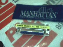 MANHATTAN DB25F