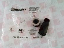 BINDER 99-0430-14-04