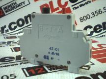 ETA ELECTRIC 4201-15A