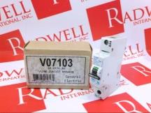 GENERAL ELECTRIC V07103