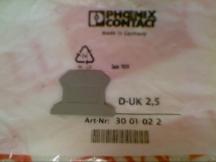 PHOENIX CONTACT D-UK-2.5